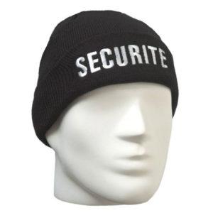 bonnet securité brodé BH02