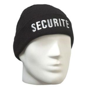 bonnet securité brodé BH02