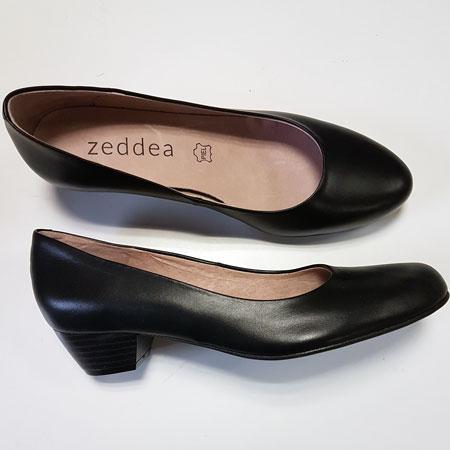 Chaussures femmes cuir