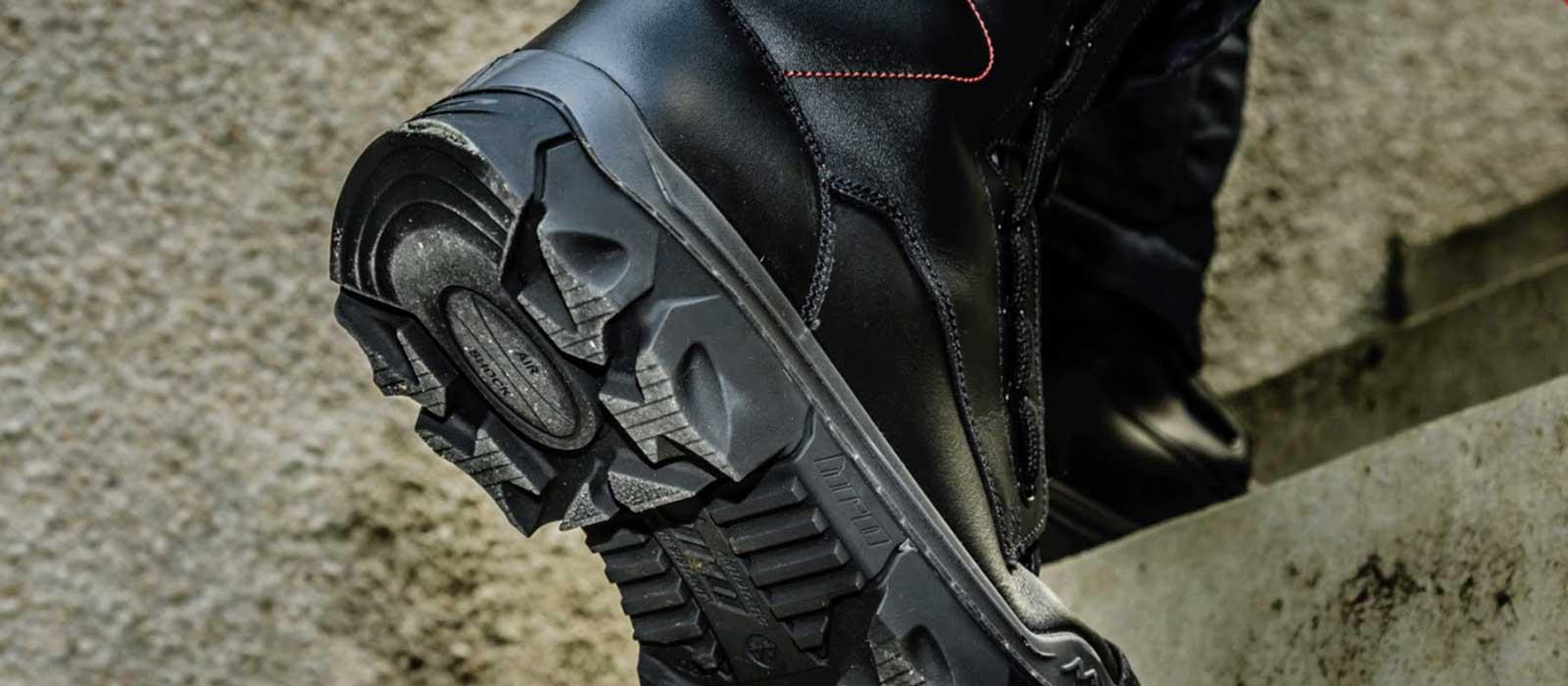 chaussures rangers agent de sécurite paris secuequipement