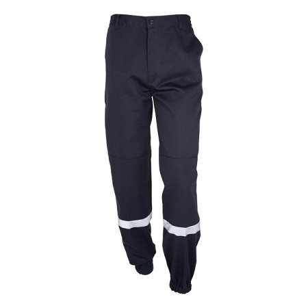 pantalon ssiap avec bande reflechissantes PSA03