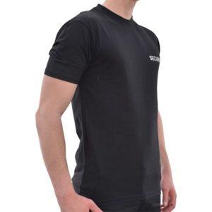 tee-shirt securite noir TSHA02