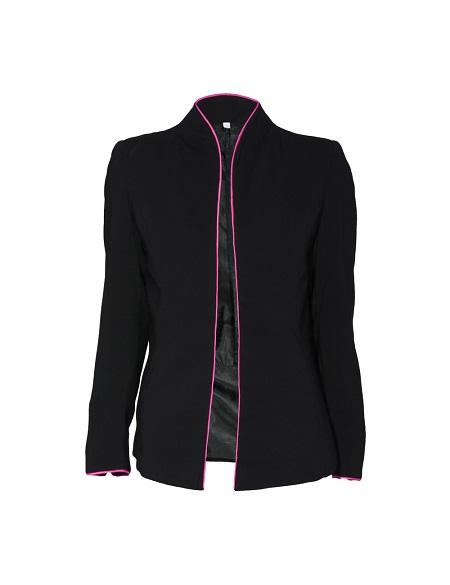 veste femme avec lisere aps VFH02